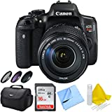 Canon EOS Rebel T6i DSLR Camera and EF-S 18-135mm IS STM Lens Kit 0591C005