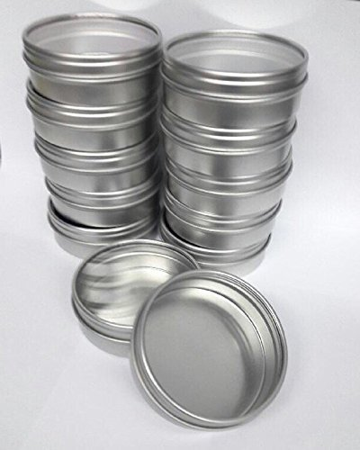 Clear45;Top Favor Tins 12 ct46; (Party Favor Tins)