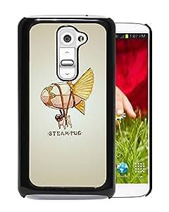 Personalized Custom Design Steam Pug LGG2 Phone Case