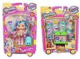"""Shopkins S8 Shoppie """"Coralee Visits Australia"""" + Season 8 Asia 12-Pack!"""