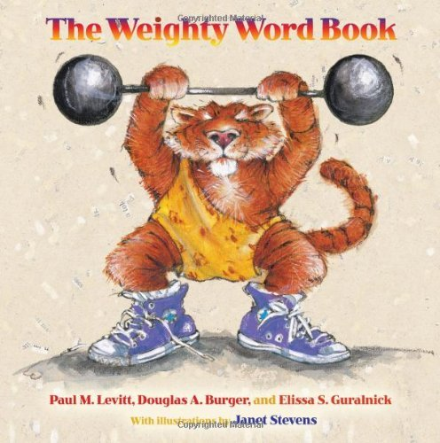 The Weighty Word Book by Paul M. Levitt (2009-04-15)