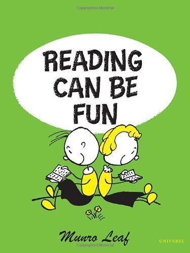 Read Online Reading Can Be Fun by Leaf, Munro (2004) Hardcover pdf