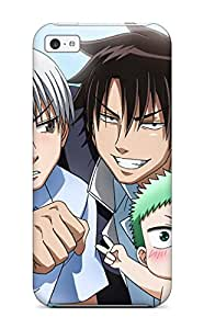 Premium Iphone 5c Case - Protective Skin - High Quality For Beelzebub Anime