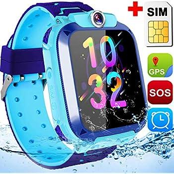 Amazon.com: SZBXD Kids Smart Watch Phone, 1.44
