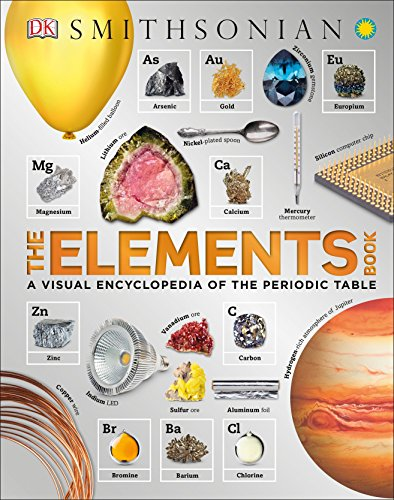 - The Elements Book: A Visual Encyclopedia of the Periodic Table