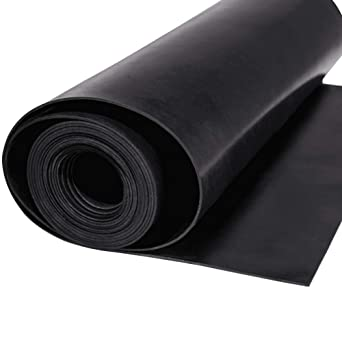 Amazon Com Neoprene Rubber Sheet Roll 1 16 062 Inch Thick X 12 Inch Wide X 10 Feet For Diy Gaskets Pads Seals Crafts Flooring Cushioning Of Anti Vibration Anti Slip Home Improvement