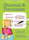 Grammar and Punctuation (Activity Cards) (Usborne Better English)