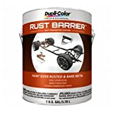 Dupli-Color ERBG10200 Barrier Rust Preventative Coating, Silver, 1 Gallon, 128. Fluid_Ounces