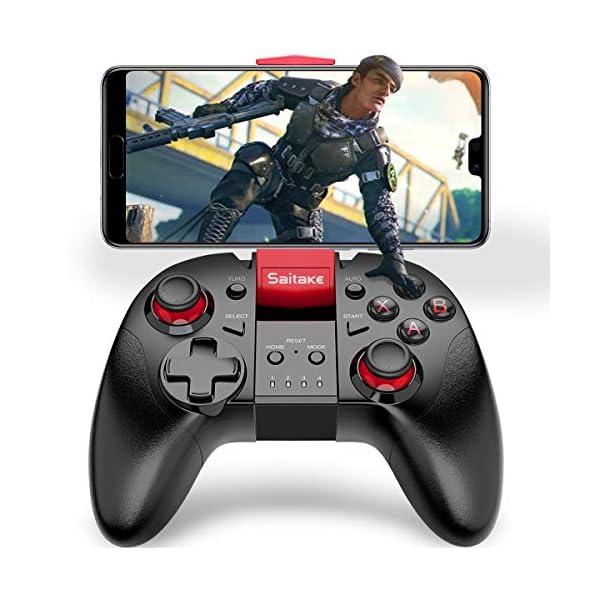 Mobile-Gaming- Control