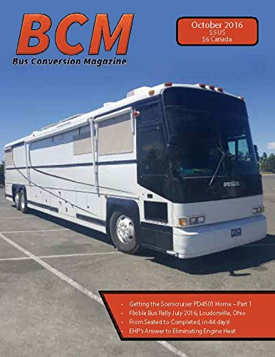 Prevost Bus (Bus Conversion Magazine - October 2016 - PDF Version)