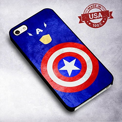 Precious Captain America Avengers for Cover Iphone 6 or 6s Case T5Q8UV