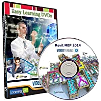 Easy Learning Learn Revit MEP 2014 Video Training Tutorial Course (DVD)