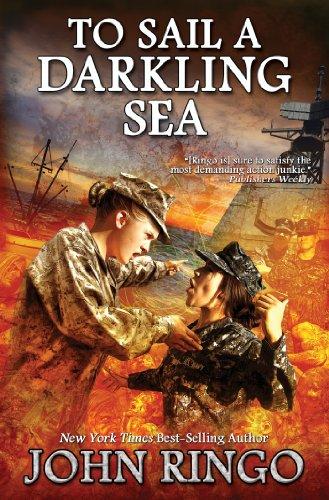 (To Sail a Darkling Sea (Black Tide Rising Book 2))