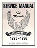 1995-1996 Harley-Davidson FLT Models Factory Service Manual