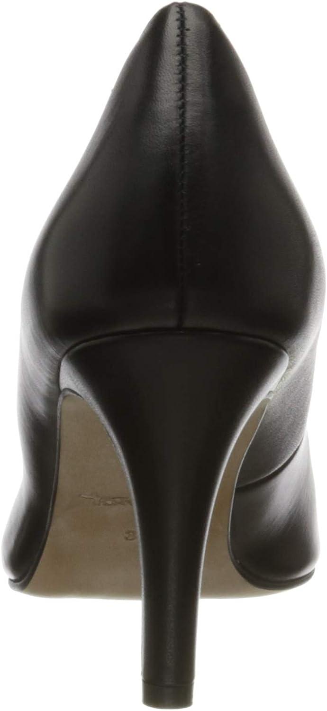 Tamaris 1-1-22494-24, Escarpins Femme Noir Black Leather 3