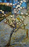 Vincent van Gogh: 5x8 Journal - Blossoming Pear Tree (Vincent's Flowering Orchards)