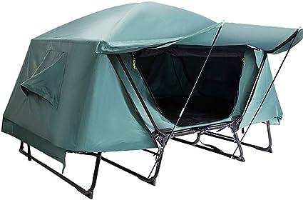 Zhengowen Tienda Camping al Aire Libre Carpa Cuna retráctil ...