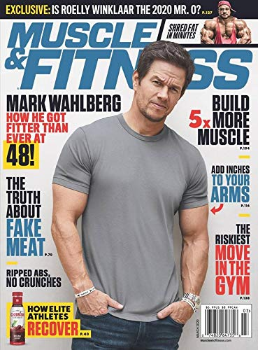 : Muscle & Fitness [Print + Kindle]