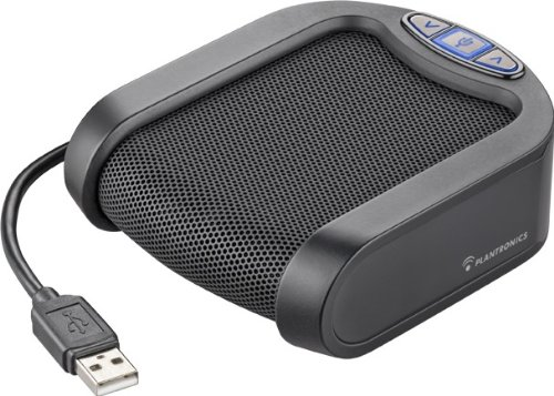 Plantronics P420 Calisto Portable USB Speaker Phone (Calisto Plantronics Headset)