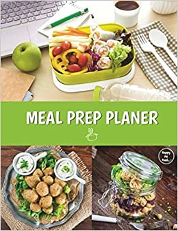meal prep planer 9783743176416 amazon com books