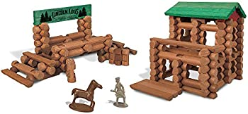 Lincoln Logs Colts Creek Command Post 170 Pc. Set