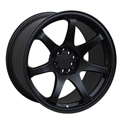 XXR Wheels 551 Black Wheel with Painted Finish (16x8.25