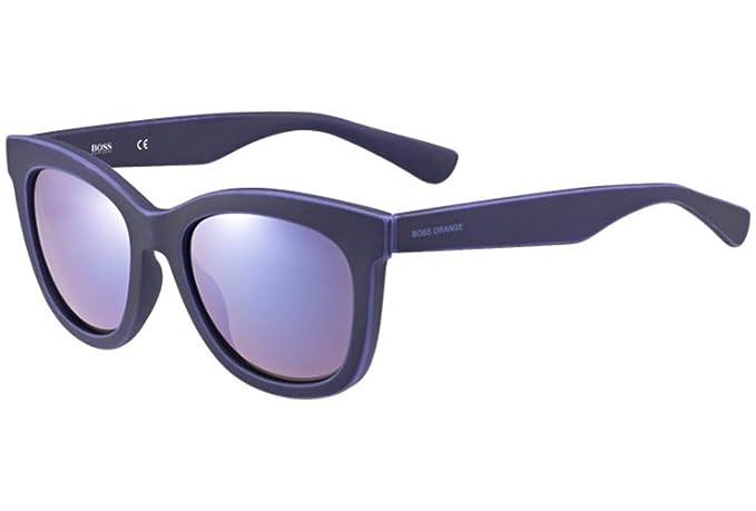 e3f1f07434aaa Gafas de Sol Hugo Boss Orange BO 0199 S 9ED (IH)  Amazon.fr  Vêtements et  accessoires