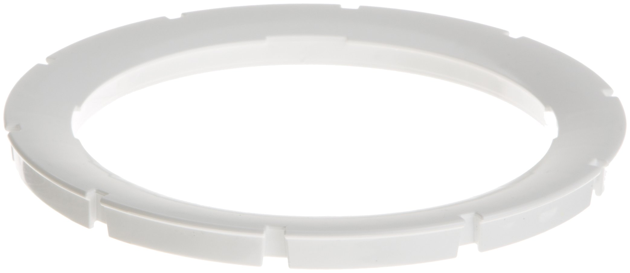Pentair 619601 White Face Ring Assembly Replacement AquaLumin III Pool and Spa Light