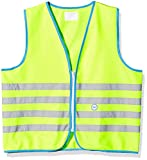 Wowow Fun Child's Safety Vest, Fun, fluorescent yellow