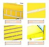 Wonderful Think Yellow Storage Toy Box - Folding