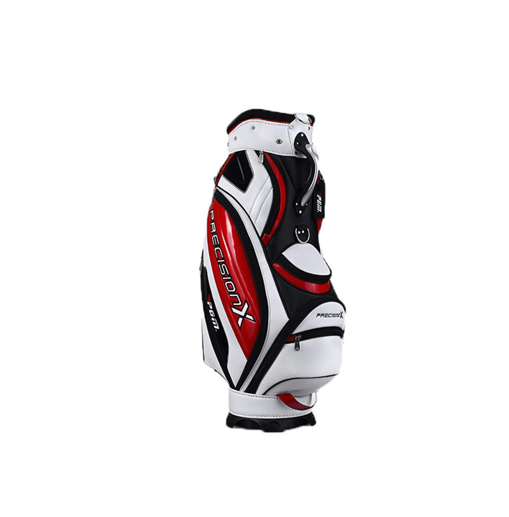 ゴルフクラブバッグウェイカートトロリーバッグカート防水素材とドライポケットシリーズゴルフトロリーカートバッグ  C B07K4RXXVC
