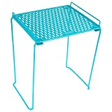"Five Star Locker Accessories, Locker Shelf, Extra Tall, Holds up to 100 Lbs. Fits 12"" Width Lockers, Teal (73325)"