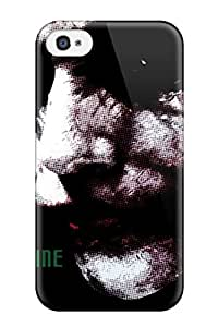 David Shepelsky's Shop Hot Protection Case For Iphone 4/4s / Case Cover For Iphone(the Joker)