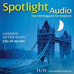 Spotlight Audio - London after dark. 11/2011