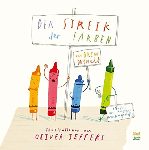 Der Streik der Farben (Popular Fiction): Amazon.de: Drew Daywalt ...