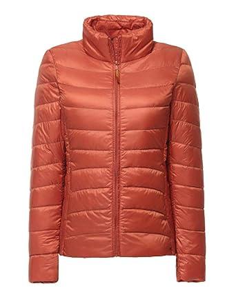 wholesale dealer 0e850 0c69f Donna Giacche Piumino Impacchettabile Cappotto Ultraleggeri Trapuntato  Inverno Giacca