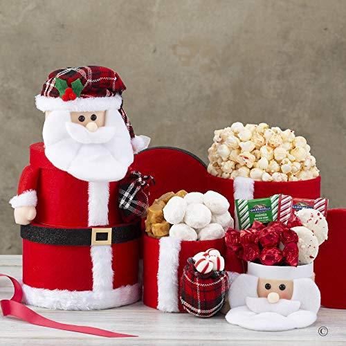 Santa Claus 3-Tier Gift Tower ()