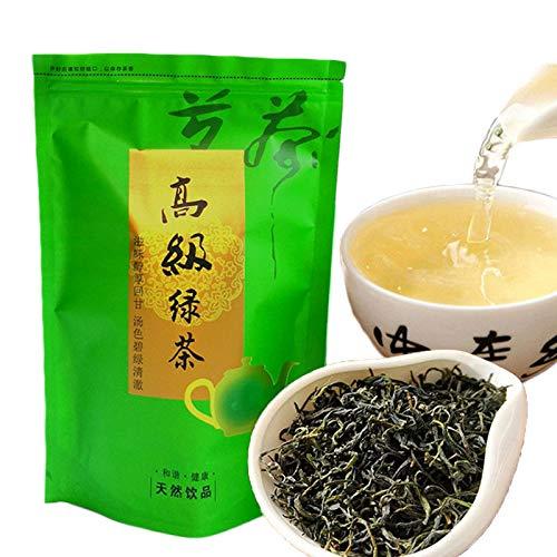 Principios de la primavera orgánica de té verde 250 g (0.55LB) China Huangshan