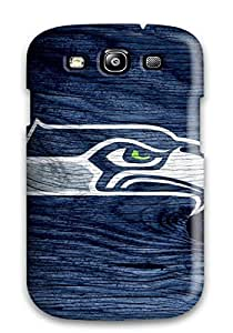 Top Quality Case Cover For Galaxy S3 Case With Nice Seattleeahawks Appearance