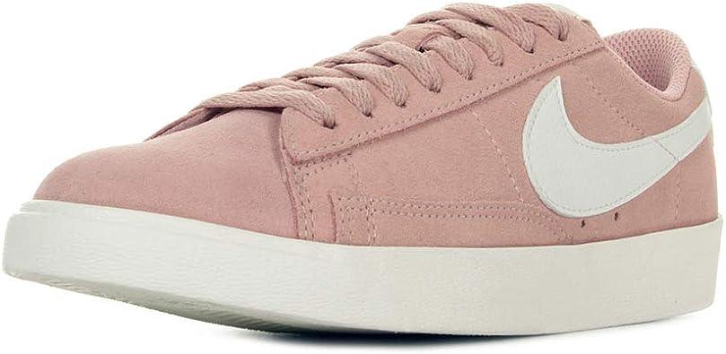 Informar diseñador lanzadera  Zapatillas NIKE Blazer Low Coral Rosa Mujer: Amazon.es: Zapatos y  complementos