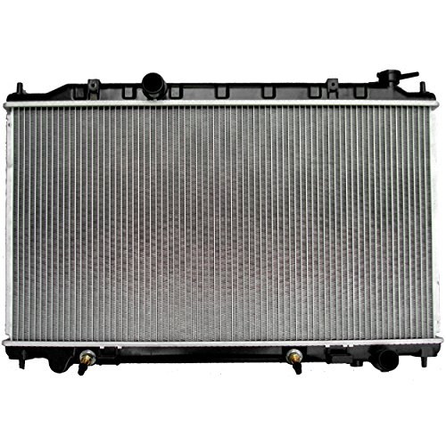 SCITOO Radiator 2415 fits for 2002-2006 Nissan Altima Maxima 3.5L