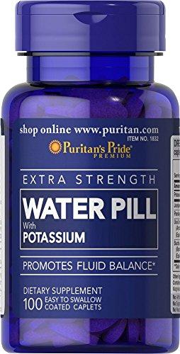 Wassertabletten 100 Tabletten