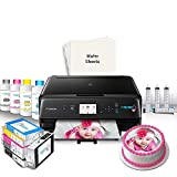 Icinginks Canon Edible Printer Bundle Includes Double Sets of Inks - Edible Ink - Best Reviews Guide
