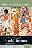 The Bedford Anthology of World Literature, Paul Davis and Gary Harrison, 0312402686