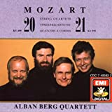 Mozart: String Quartets 20 / 21
