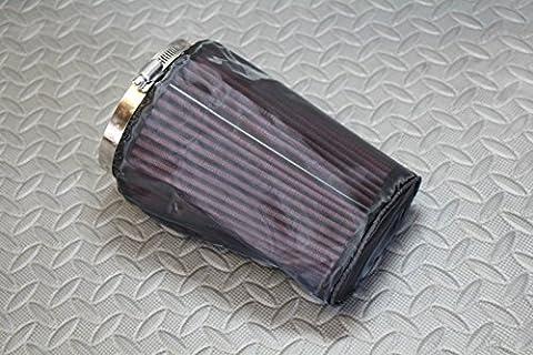 NEW Yamaha Banshee K&N air filter with OUTERWEAR - fits stock airbox 1987-2006 - Yamaha Banshee Stock