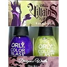 Orly Color Blast Disney Villains Maleficent Duo Kit - Dragon's Wrath by Orly