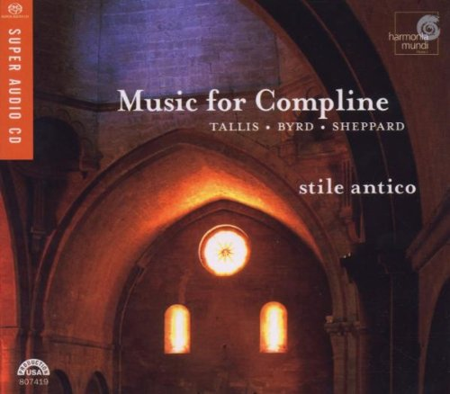 Music for Compline by Harmonia Mundi Fr.