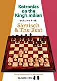 Kotronias On The King's Indian: Saemisch & The Rest (volume 5)-Vassilios Kotronias
