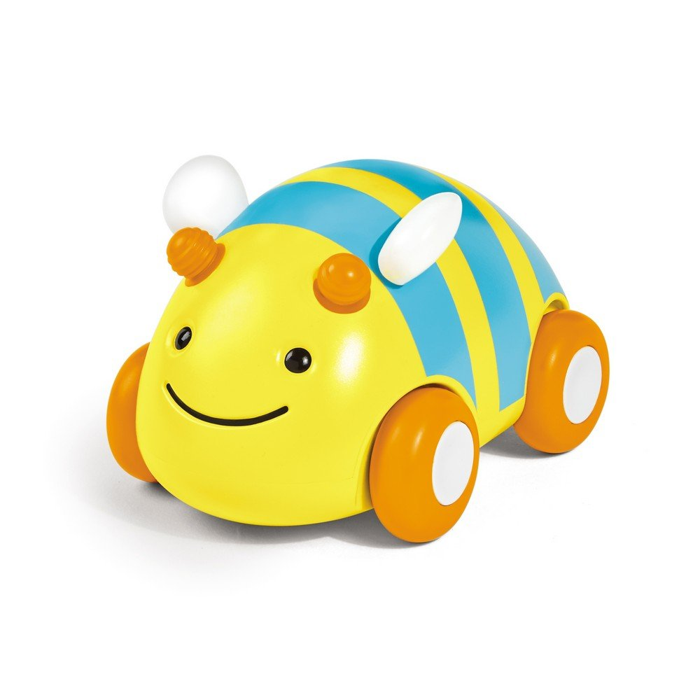 Bee Skip Hop Explore and More Pull-and-Go Toy Car